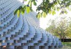Необычный павильон Serpentine Gallery Pavilion