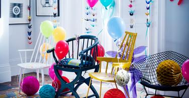 Праздник без стола – необычные идеи для квартиры сэкономят место, позволят отпраздновать событие весело и незабываемо