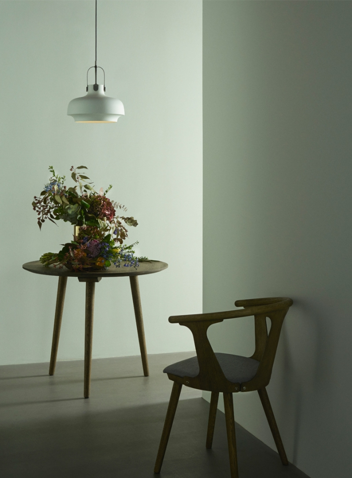 Свет в интерьере квартиры: идея от Space Copenhagen