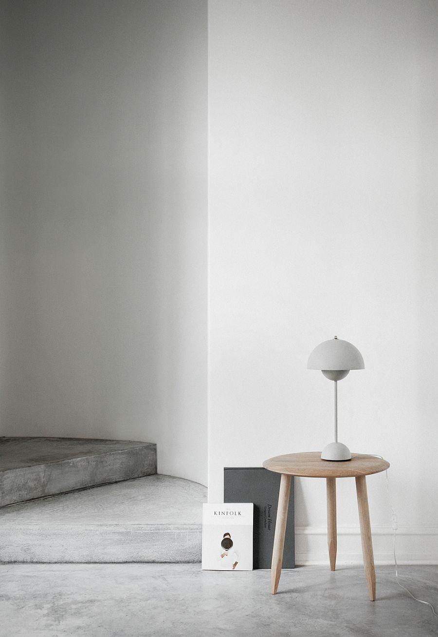 Свет в интерьере квартиры: идея от Verner Panton