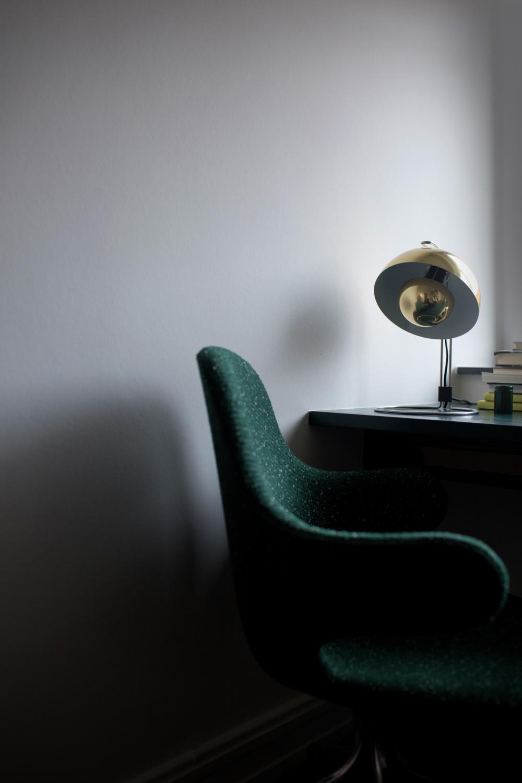 Свет в интерьере квартиры: идея Verner Panton