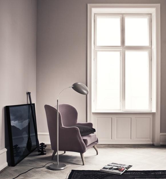 Свет в интерьере квартиры: идея от дизайнера Greta Grossman