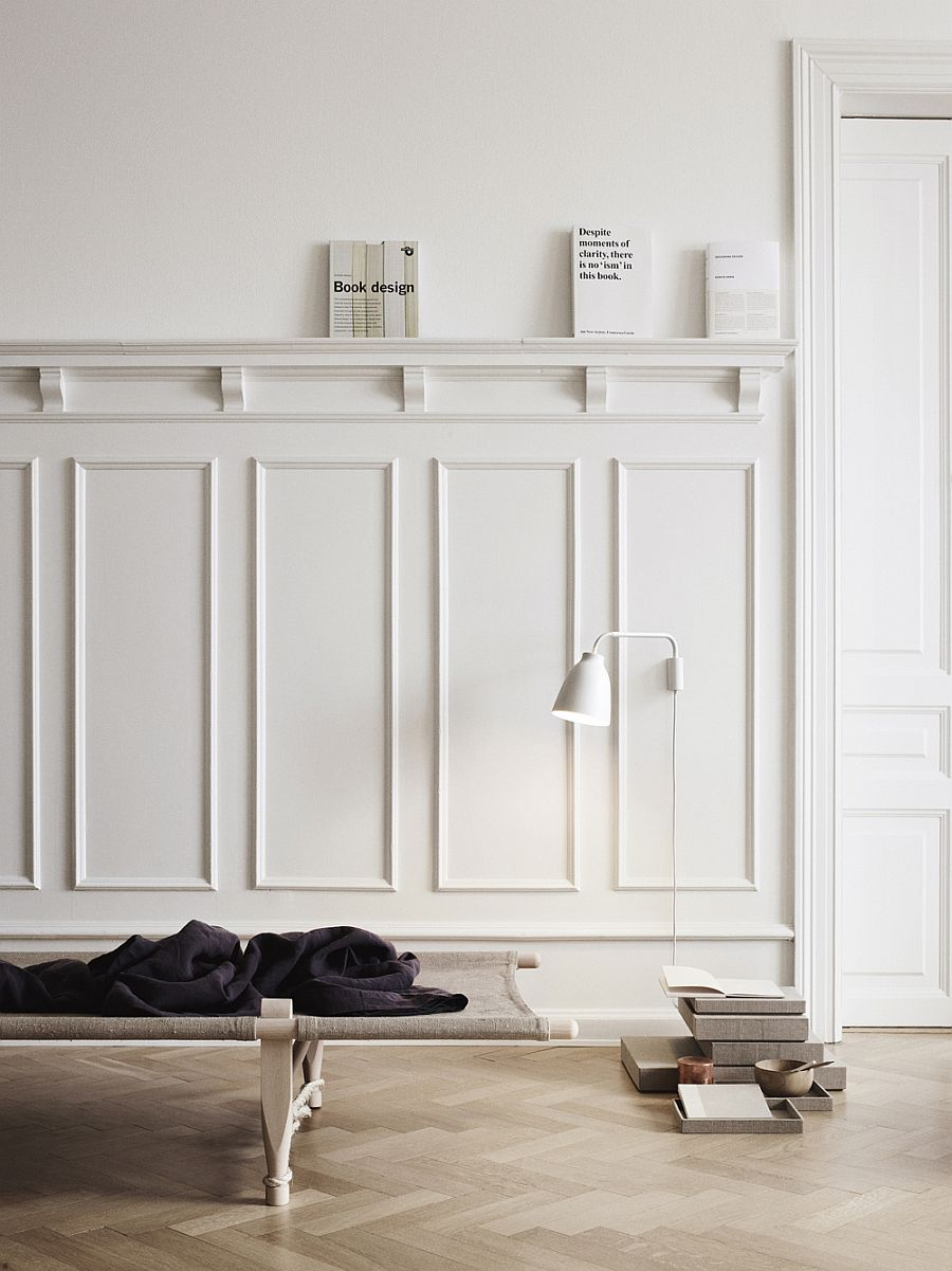 Свет в интерьере квартиры: идея от Cecilie Manz