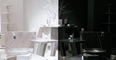 Новая жизнь обыденных вещей: дизайнерские изделия из мрамора