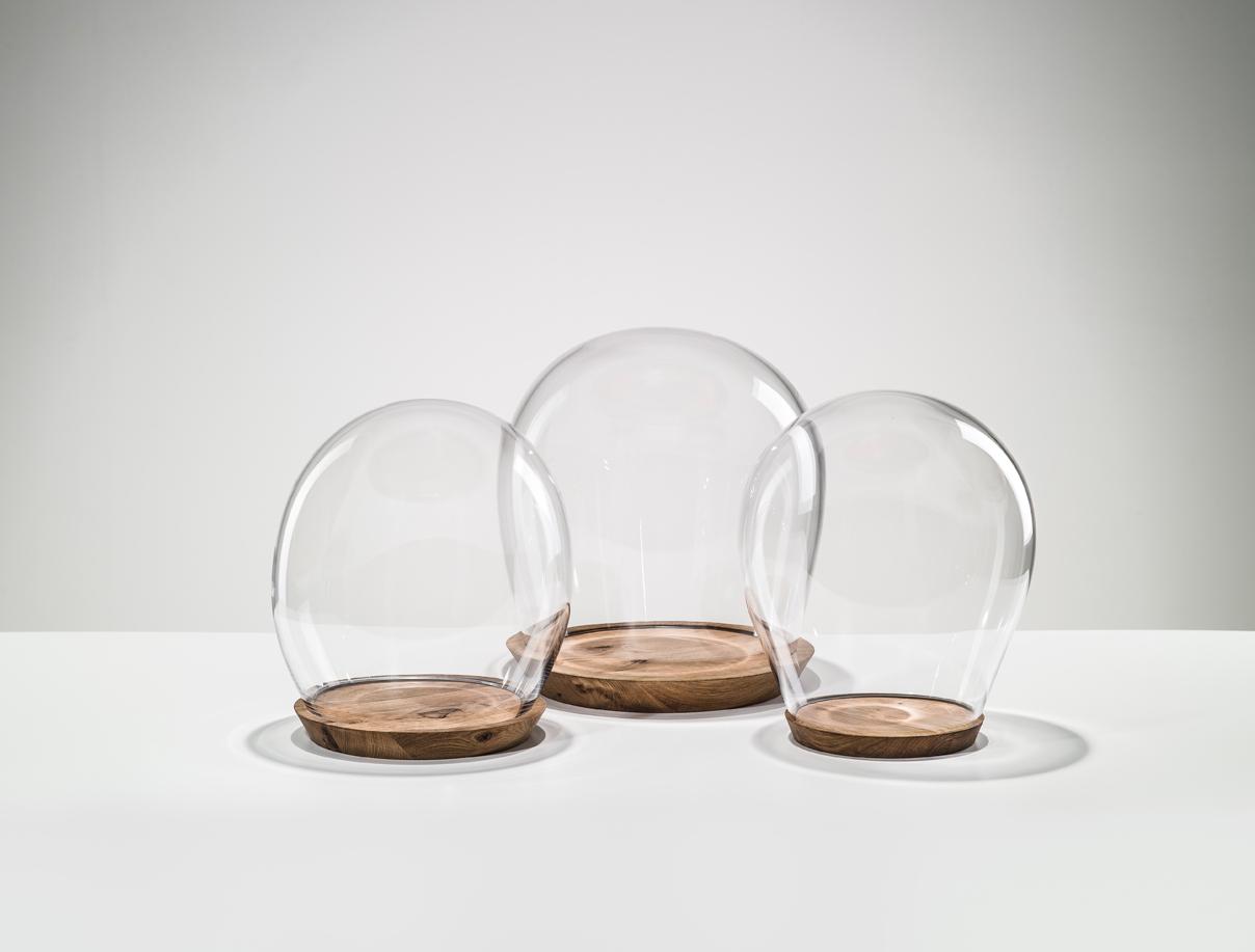 Необычные подвесные светильники на выставке дизайна в Париже