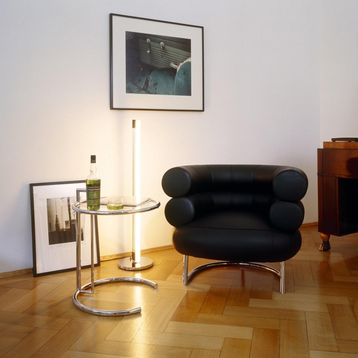 Работы Эйлин Грей - кожаное кресло