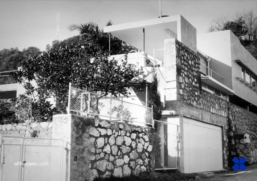 Работы Эйлин Грей - ещё один дом, спроектированный дизайнером