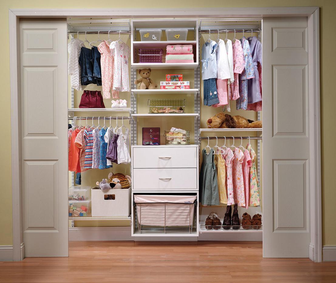 Раздвижная система дверц встроенного шкафа