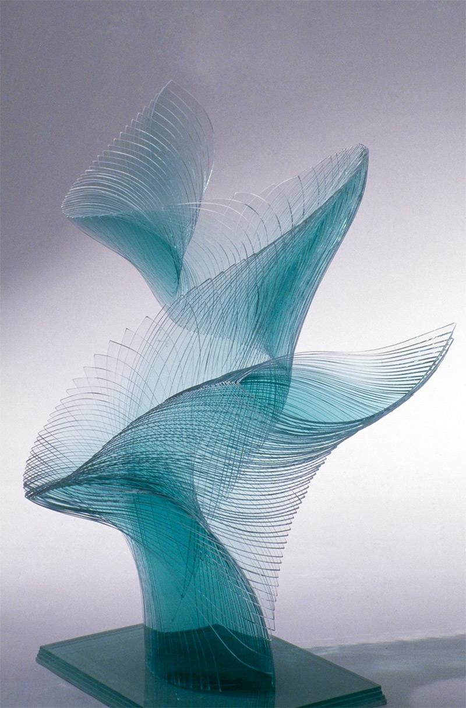 Нийоко Икута: фрагменты великолепной коллекции стеклянных скульптур