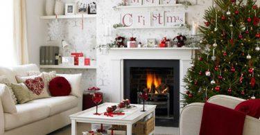 Размышления о новогодних украшениях для уютной гостиной - как счастливо встретить долгожданные праздники