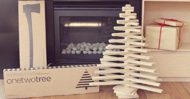Прекрасная история об оригинальной и экологичной новогодней ёлке One Two Tree, Австралия