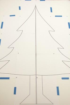 Новогодняя елка своими руками- Фото 1