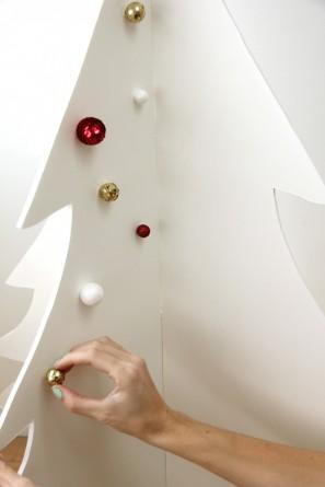 Новогодняя елка своими руками- Фото 8