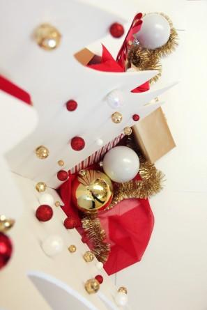 Новогодняя елка своими руками- Фото 11