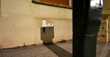ОкОк: герои комиксов на улицах Сент-Этьена