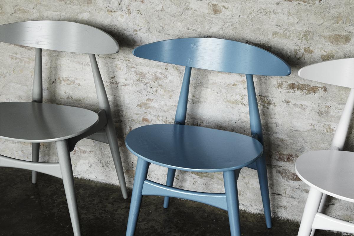 Обеденные стулья в интерьере вашего дома - CH33. Фото 1