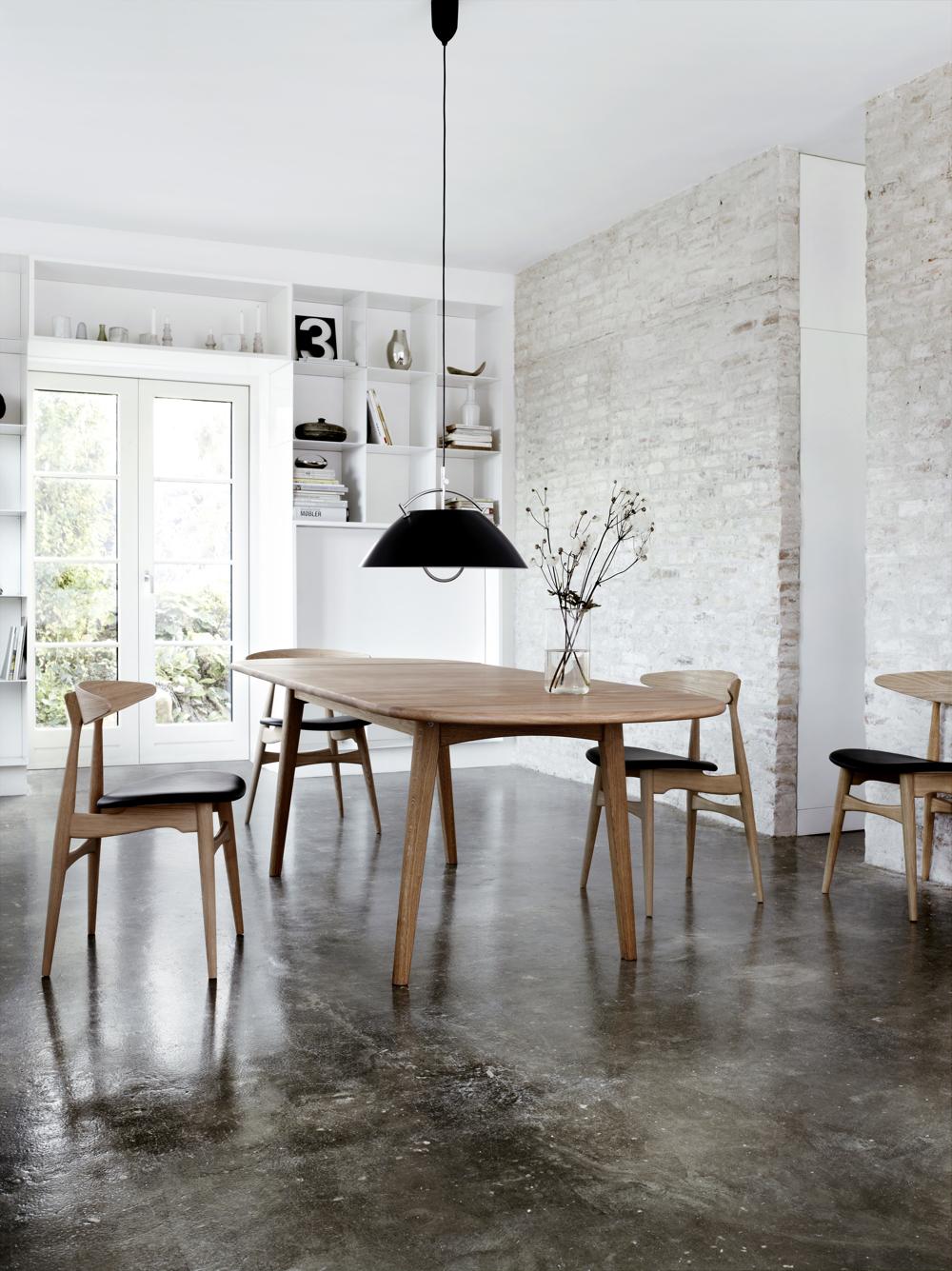 Обеденные стулья в интерьере вашего дома - CH33. Фото 2