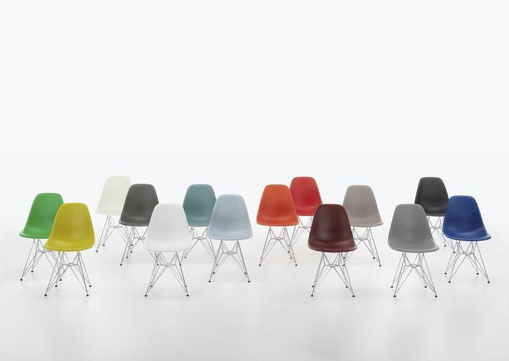 Обеденные стулья в интерьере вашего дома - Eames. Фото 1
