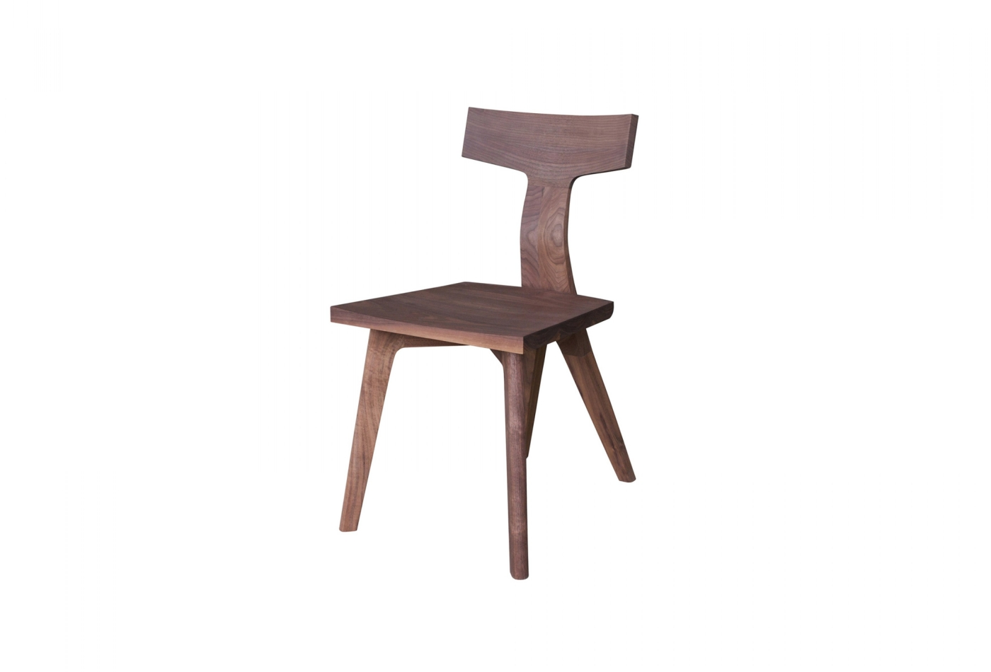 Обеденные стулья в интерьере вашего дома - Fin Dining Chair. Фото 2