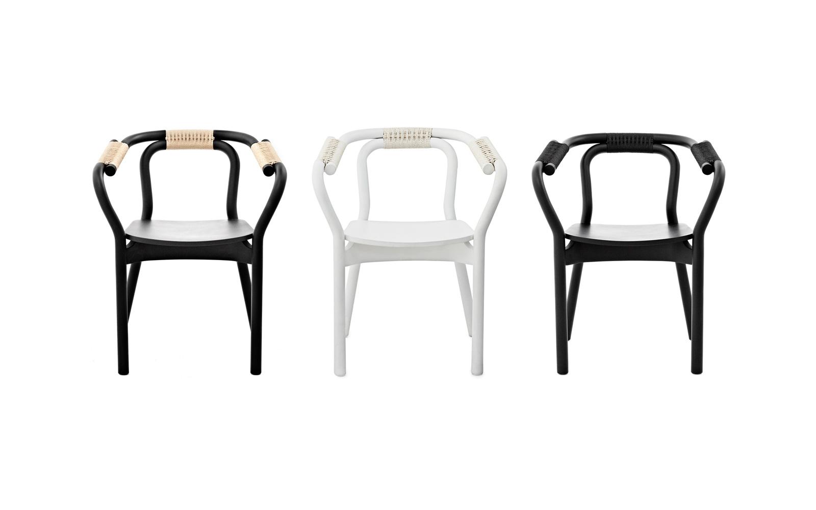 Обеденные стулья в интерьере вашего дома - Knot . Фото 1