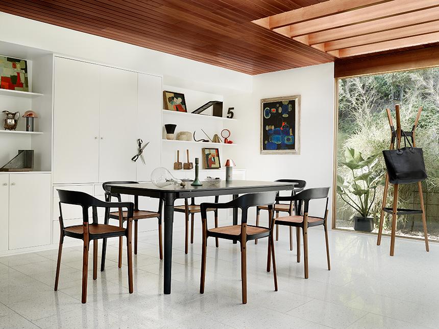 Обеденные стулья в интерьере вашего дома - Steelwood. Фото 1