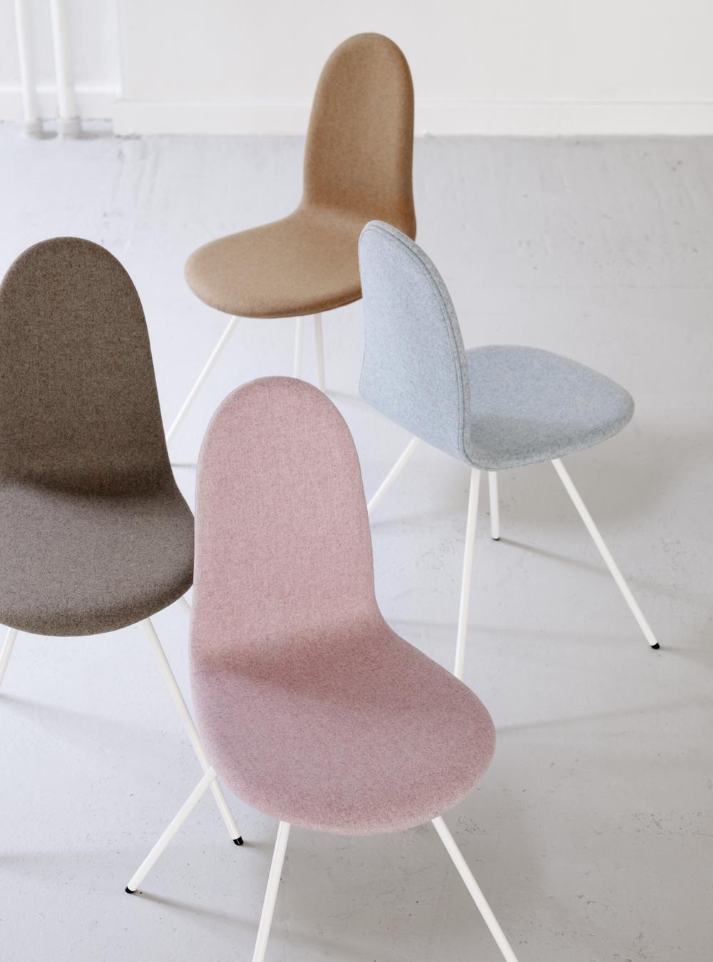 Обеденные стулья в интерьере вашего дома - Tongue. Фото 1