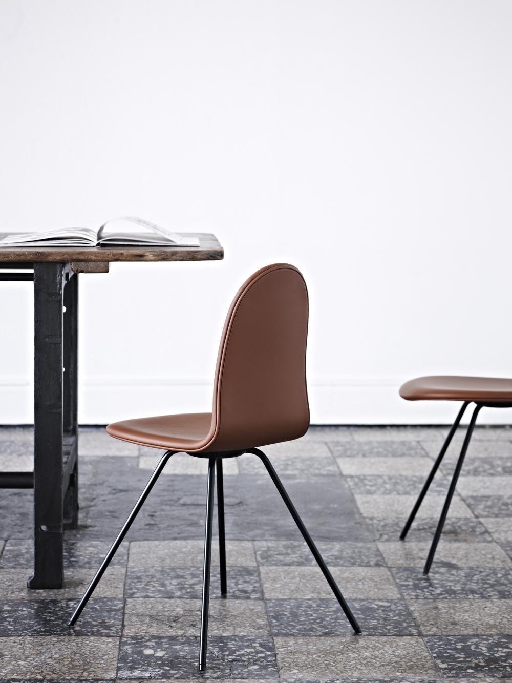 Обеденные стулья в интерьере вашего дома - Tongue. Фото 2