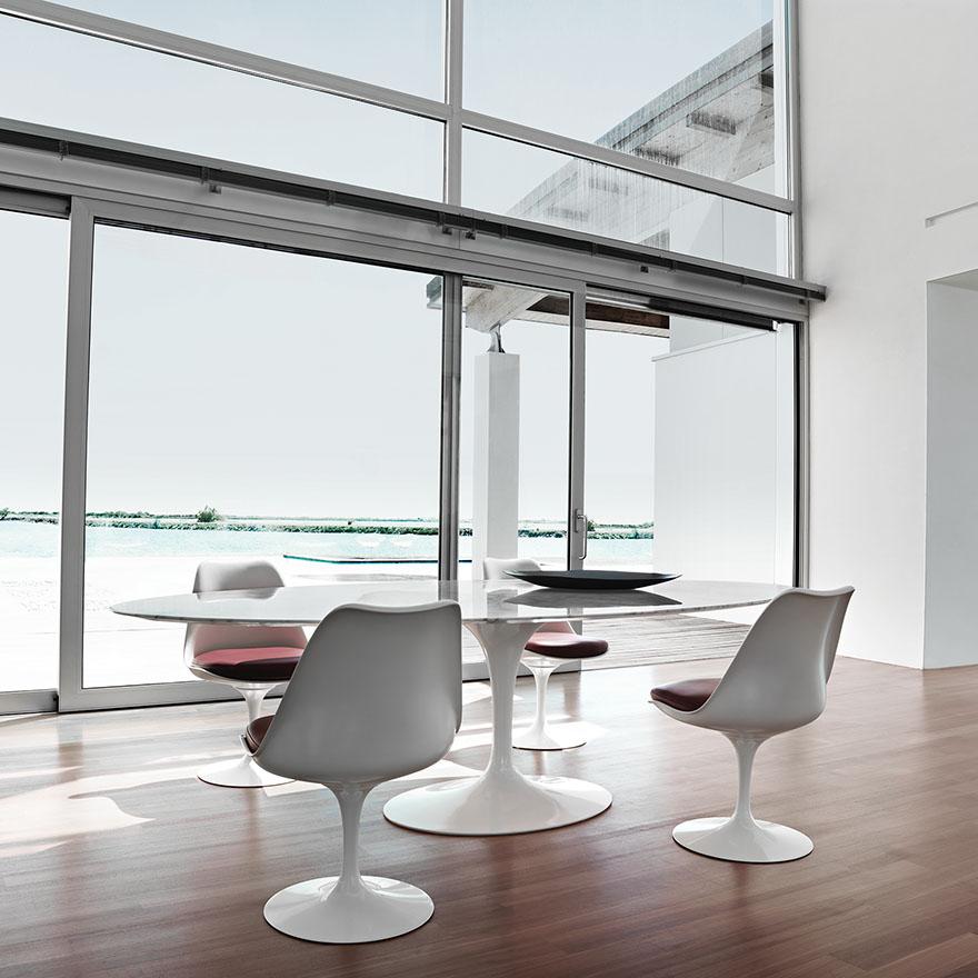 Обеденные стулья в интерьере вашего дома - Tulip. Фото 1