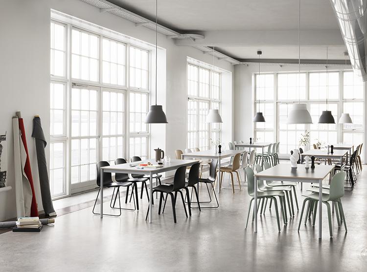 Обеденные стулья в интерьере вашего дома - Visu. Фото 1