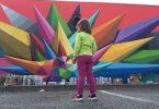 Окуда Сан Мигель: яркие фрески на стенах начальной школы в Аркуньяно