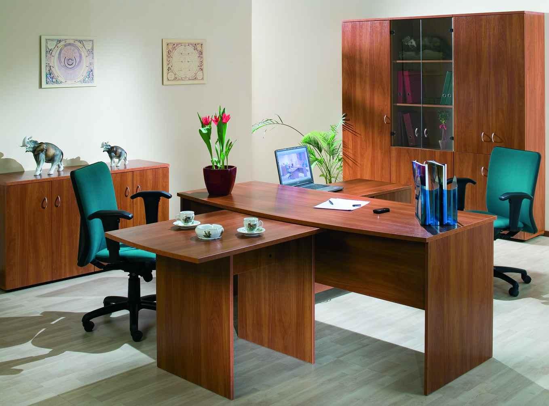 Восхитительная офисная мебель в интерьере