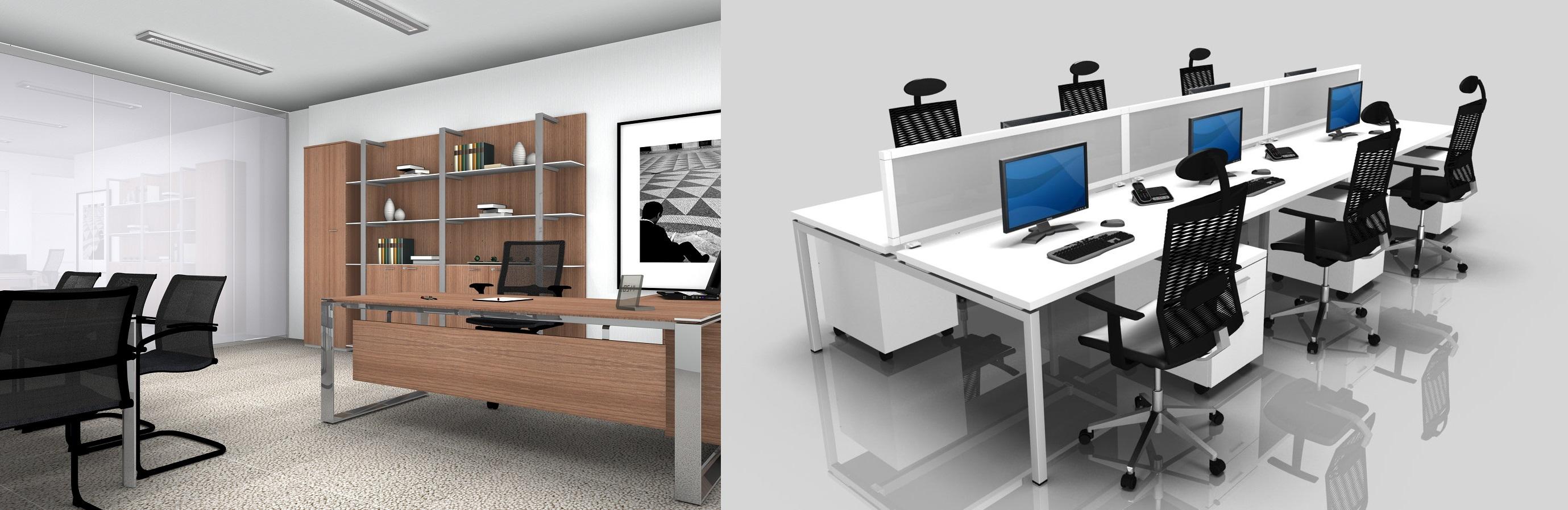 Уникальная офисная мебель в интерьере