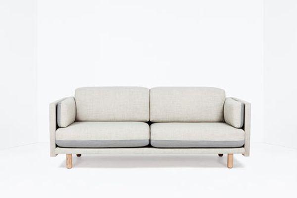 Мягкий диван Arnhem Sofa от Sebastian Herkner