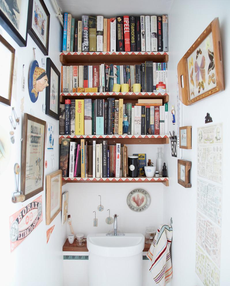 Оформление туалета от Joanna Thornhill Interiors