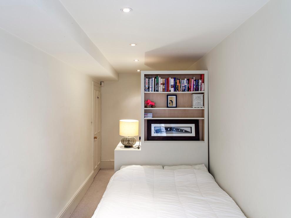 Маленькая спальня от Maxwell & Company Architects