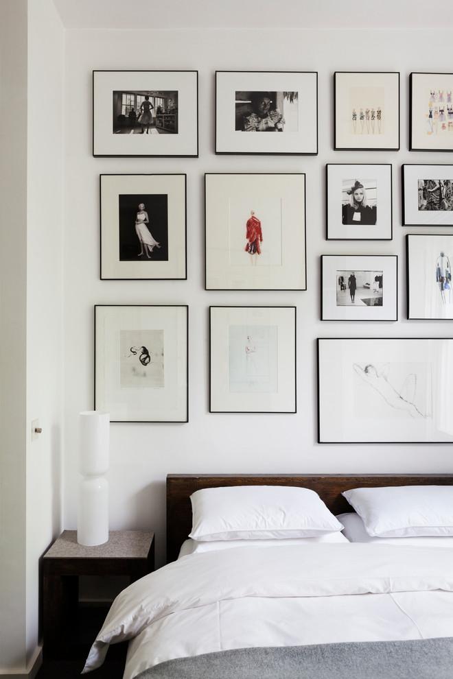 Рождением, как красиво повесить картинки над кроватью