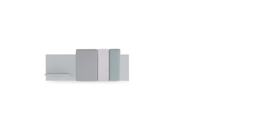 Вариант оформления стены над кроватью - Фото 3