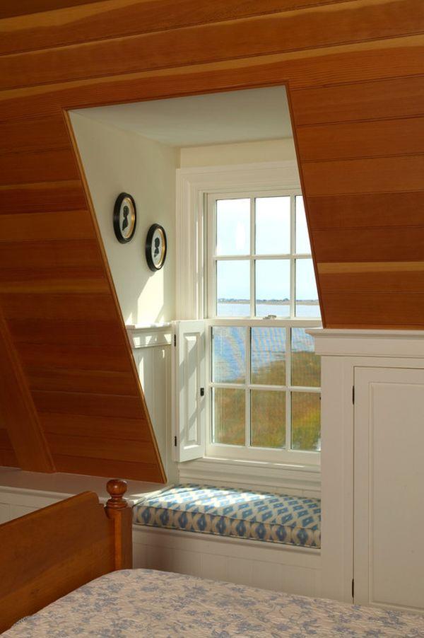 Окна со ставнями - Фото 9
