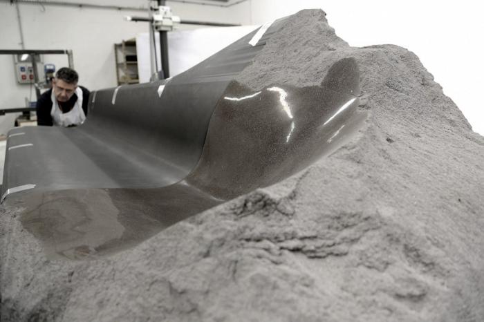 Диван-скамья ONYX от Peugeot Design Lab