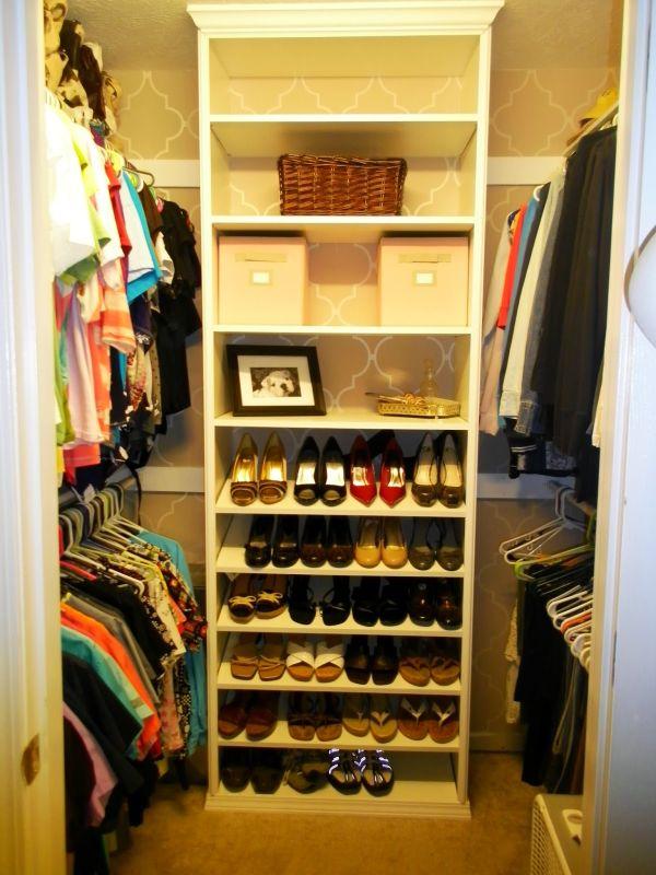 Органайзер для обуви в шкафу