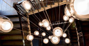 Инсталляция Flame от Luum: оригинальное освещение в интерьере