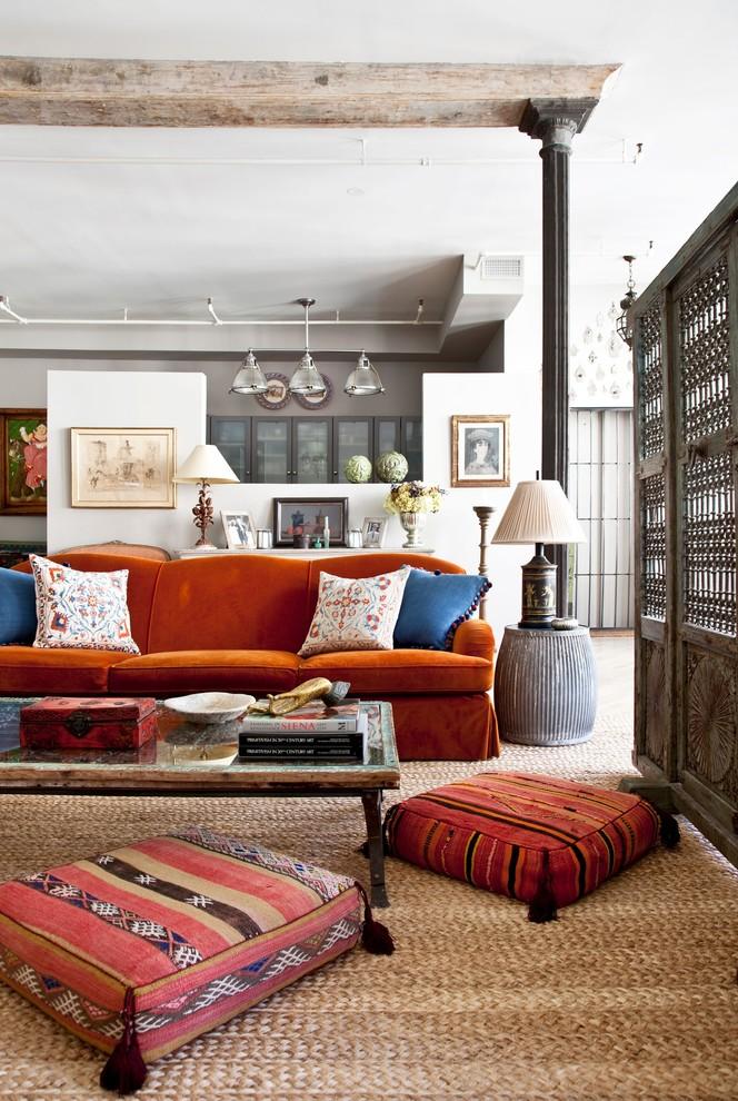 Оригинальный текстиль - множество предметов декора