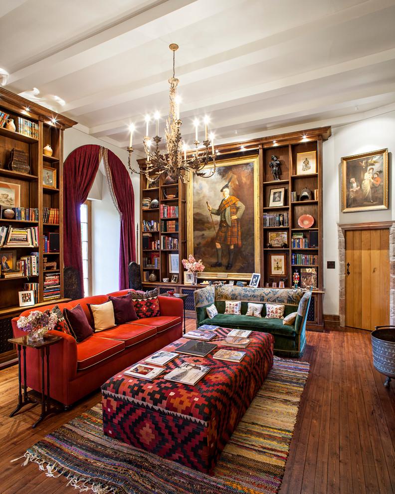 Among interior designers, original handmade textiles are popular.
