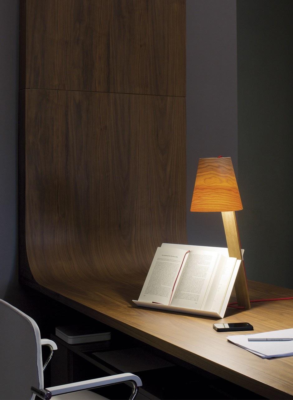 Оригинальные настольные лампы - светильник Asterisco