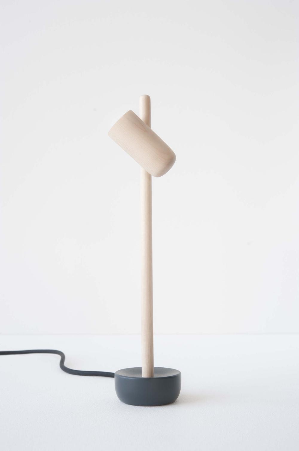 Оригинальные настольные лампы - светильник Petiole - фото 1