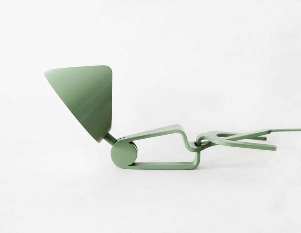 Оригинальные настольные лампы - светильник Snap Lamp - фото 1