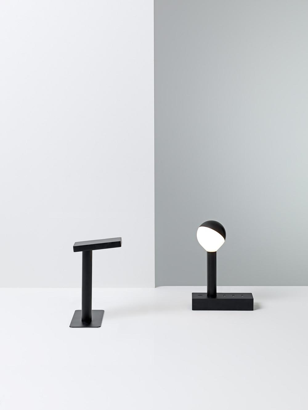 Оригинальные настольные лампы - светильник w152 Busby - фото 1