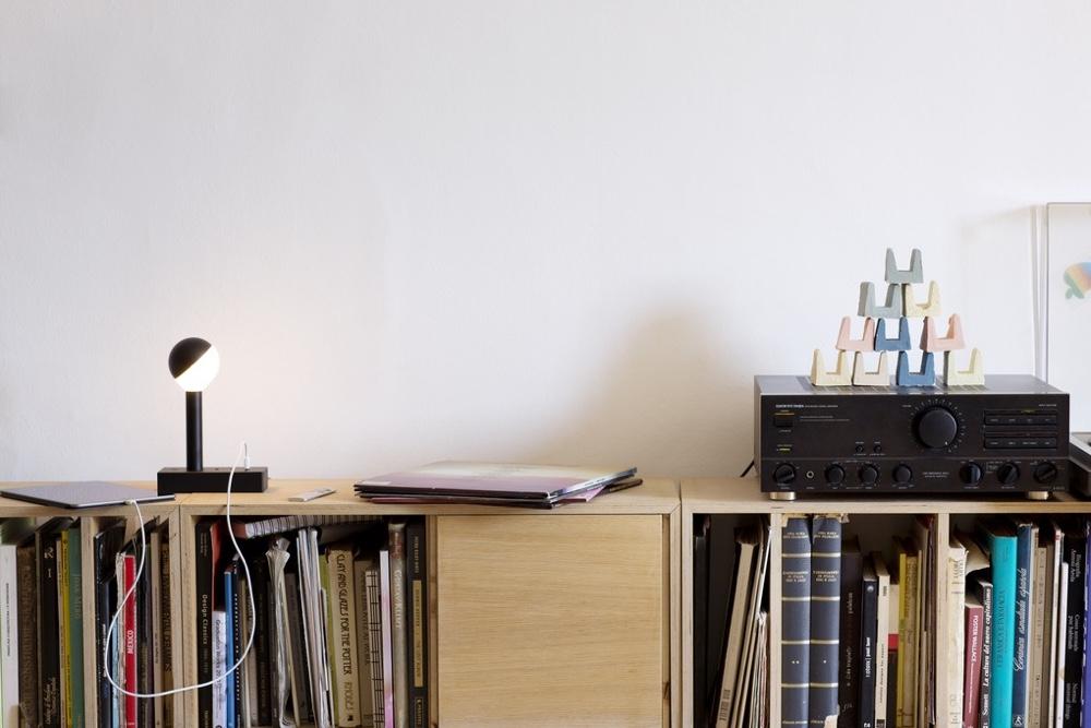 Оригинальные настольные лампы - светильник w152 Busby - фото 2