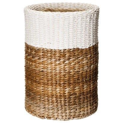 Плетёная корзина для дома - Фото 1