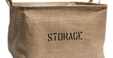 Выбираем недорогие плетëные корзины для дома